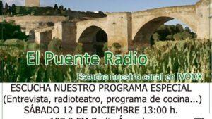 El puente radio